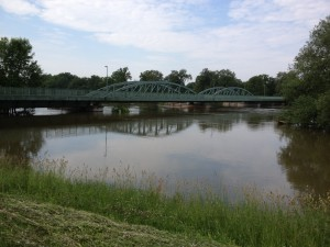 Muldebrücke am Tierheim