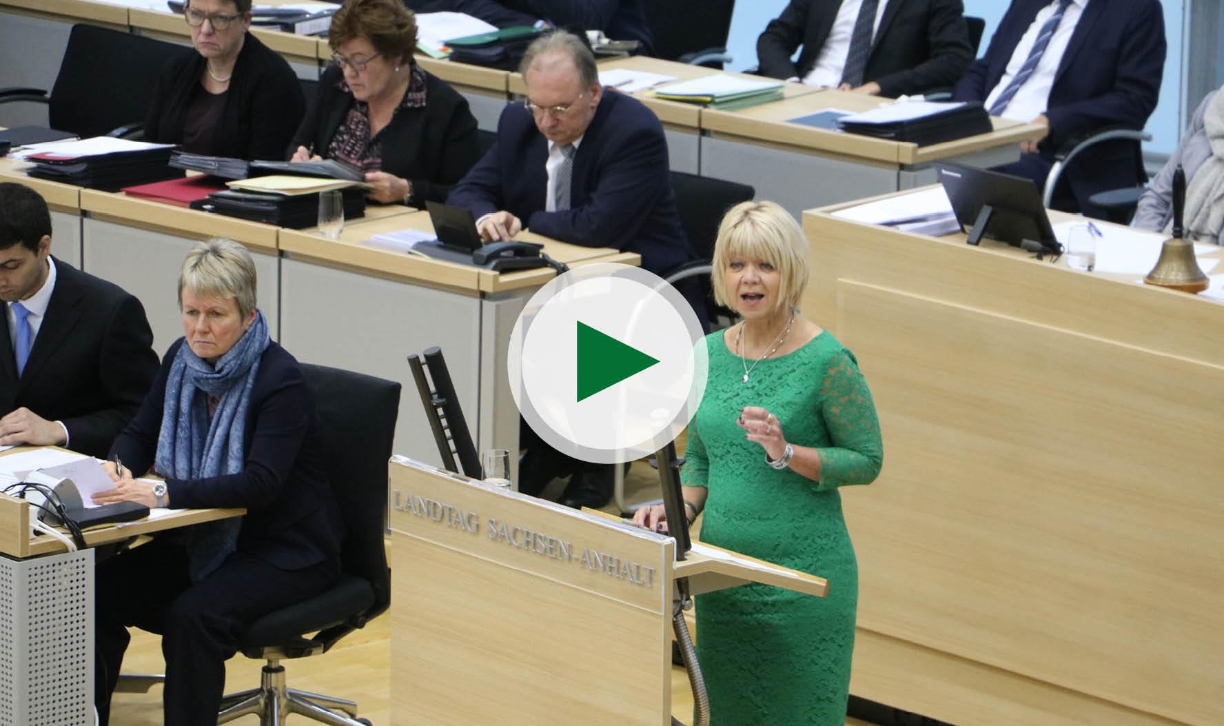 Mutrede: Strukturwandel in Sachsen-Anhalt